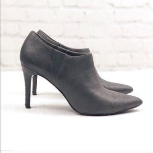 ALICE + OLIVIA   Dex Shortie Ankle Boot Stilettos